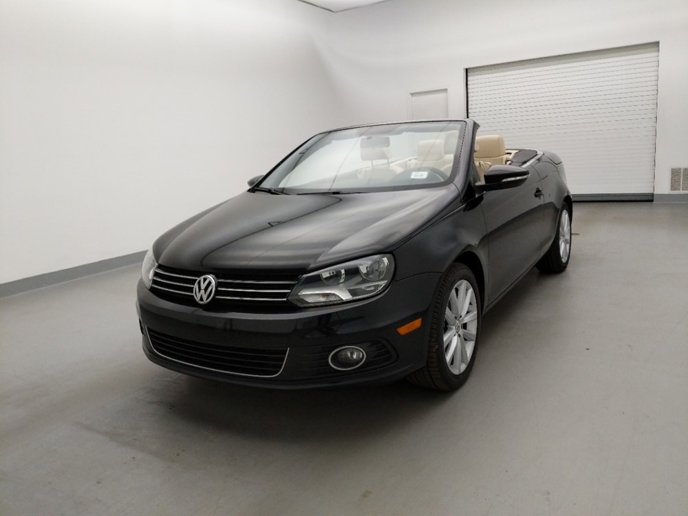 Used 2013 Volkswagen Eos Driver Front Bumper