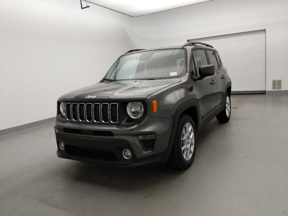 Used 2019 Jeep Renegade Driver Front Bumper