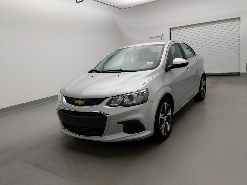 Used 2018 Chevrolet Sonic Driver Front Bumper