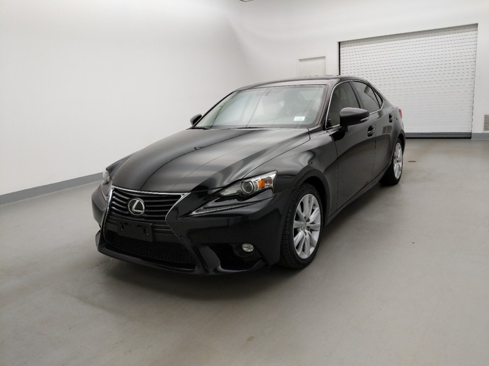 Used 2016 Lexus IS 200t Driver Front Bumper
