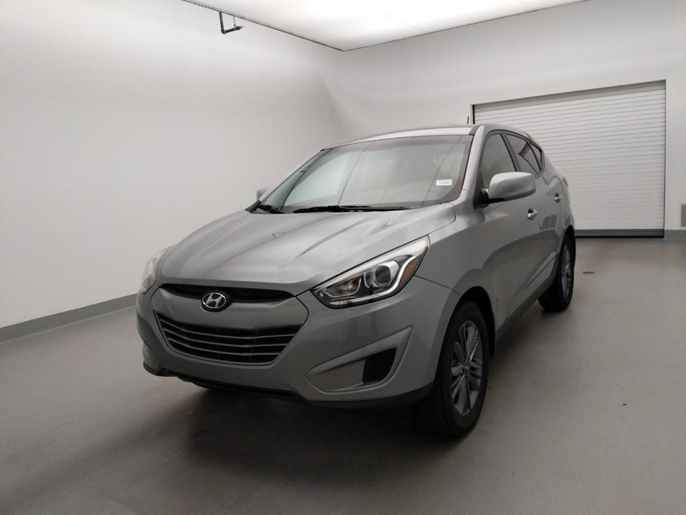 Used 2015 Hyundai Tucson Driver Front Bumper