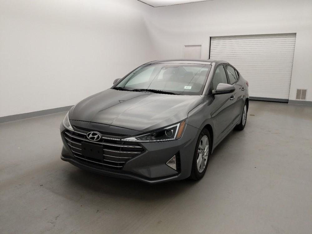 Used 2020 Hyundai Elantra Driver Front Bumper