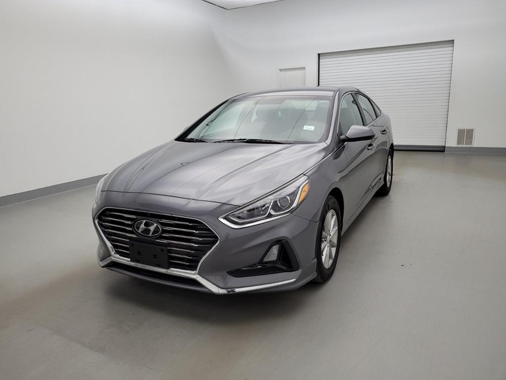 Used 2018 Hyundai Sonata Driver Front Bumper