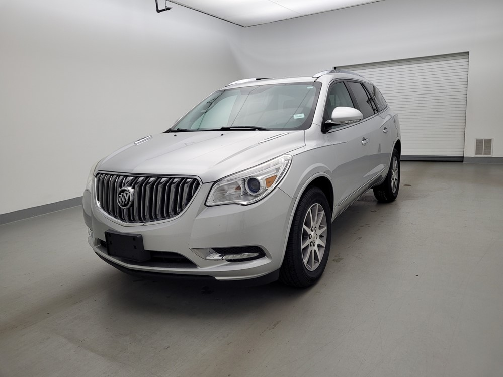 Used 2014 Buick Enclave Driver Front Bumper