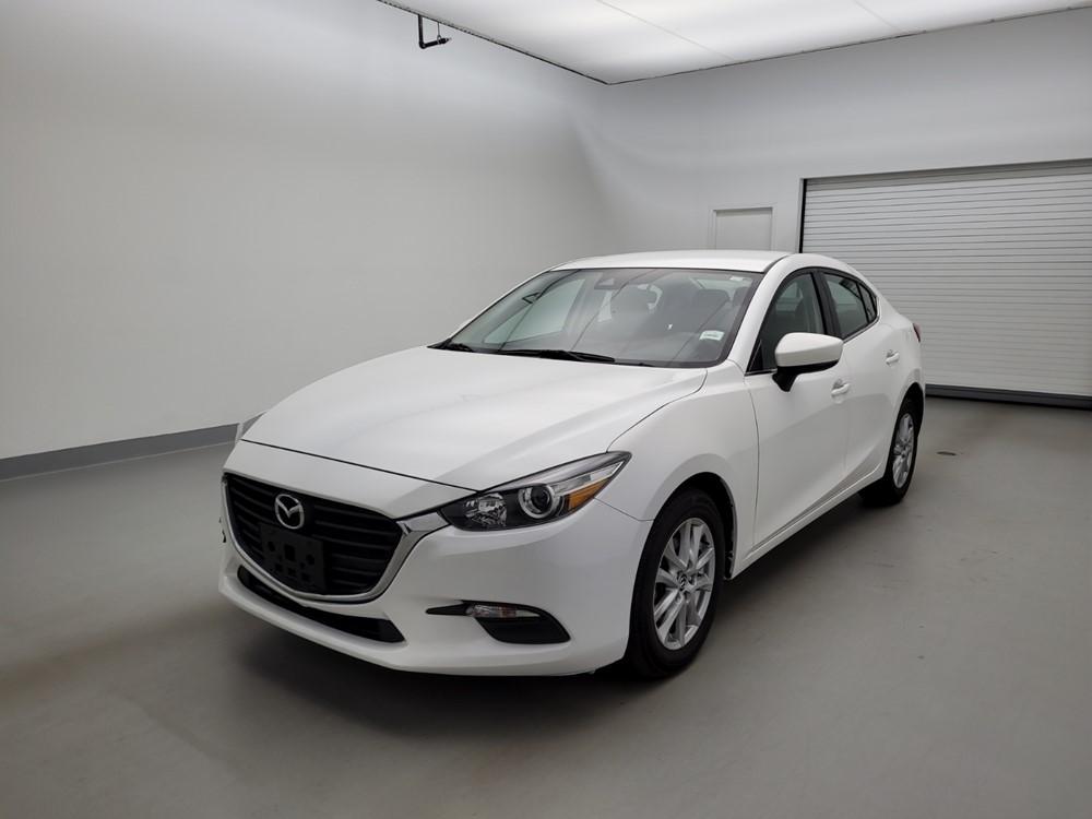Used 2018 Mazda Mazda3 Driver Front Bumper