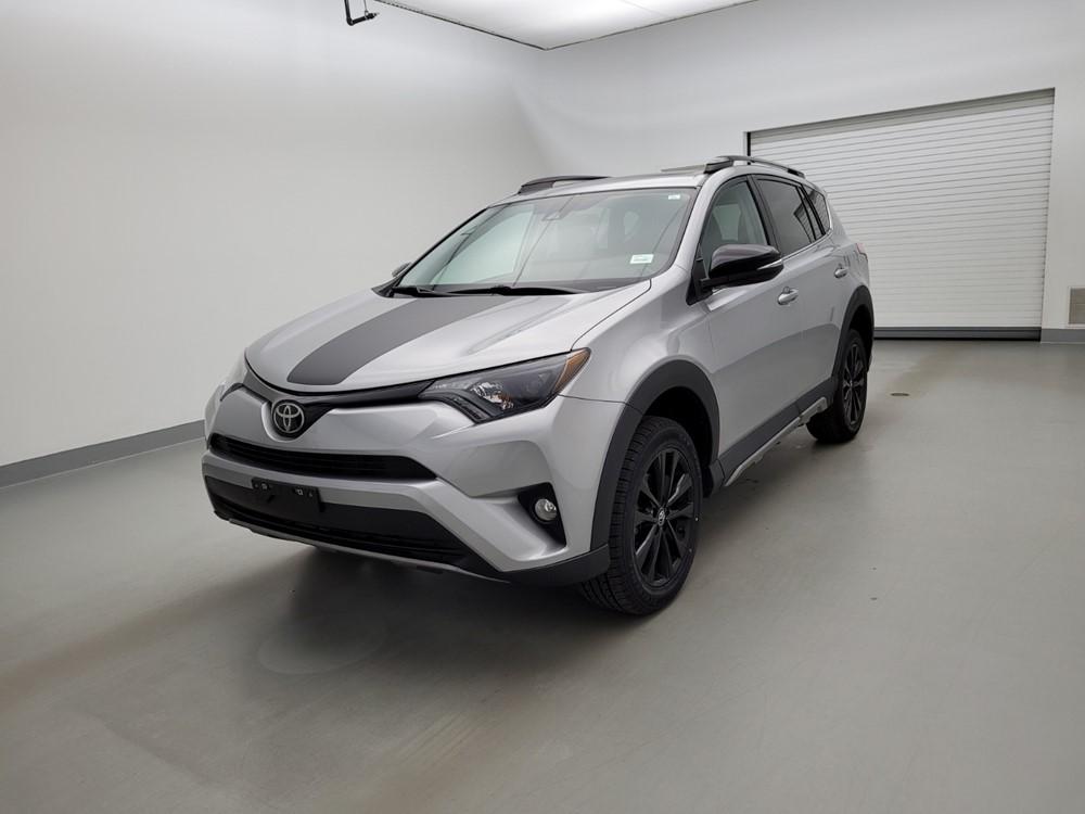Used 2018 Toyota RAV4 Driver Front Bumper