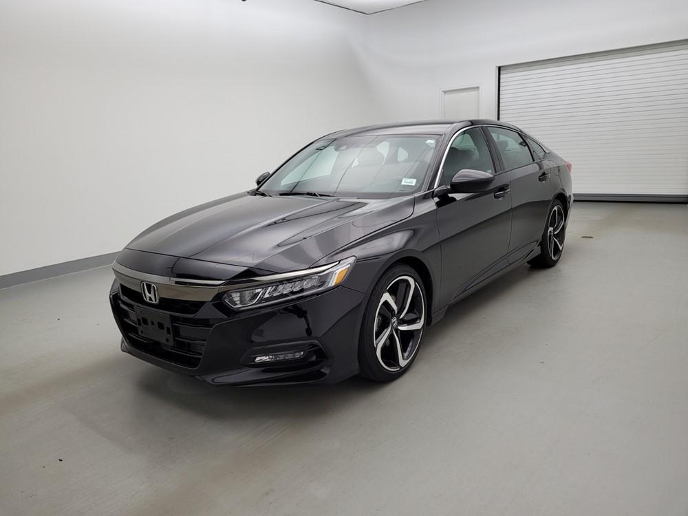 Used 2019 Honda Accord Driver Front Bumper
