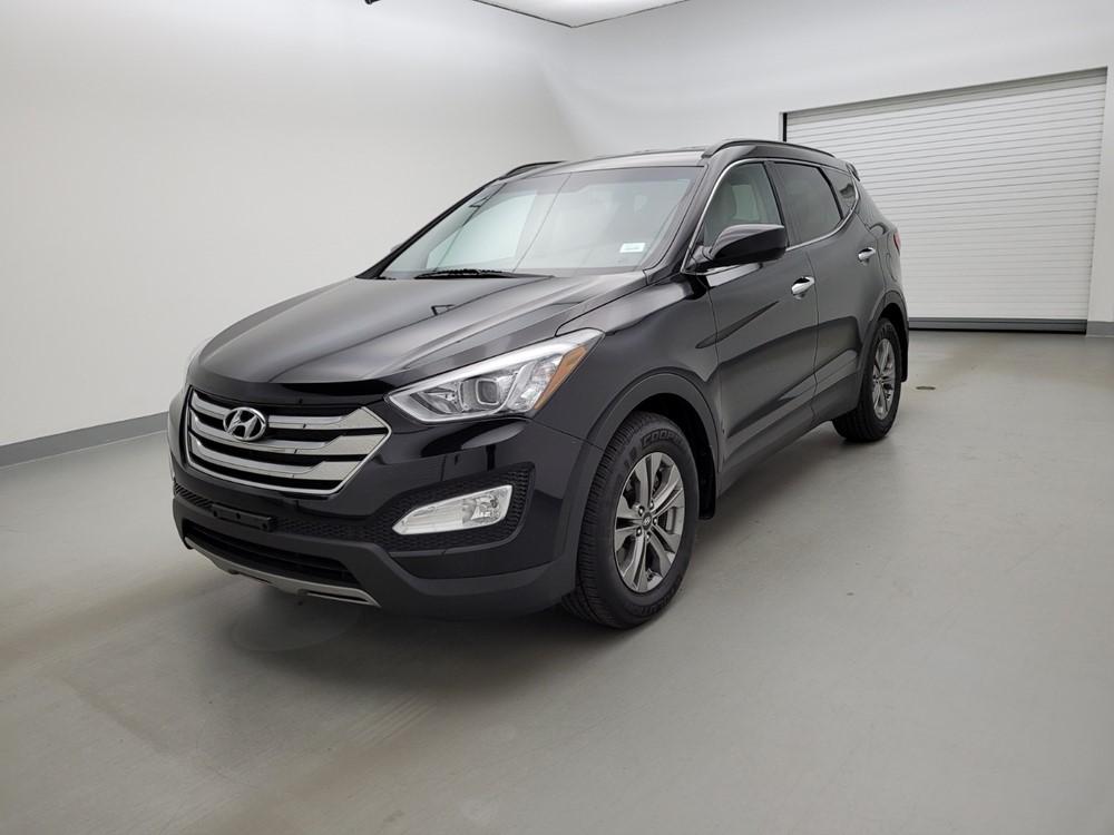 Used 2016 Hyundai Santa Fe Driver Front Bumper