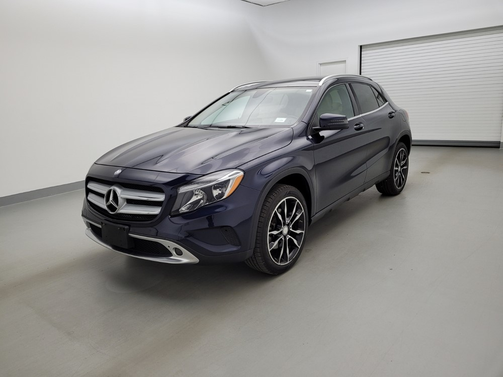 Used 2017 Mercedes-Benz GLA250 Driver Front Bumper