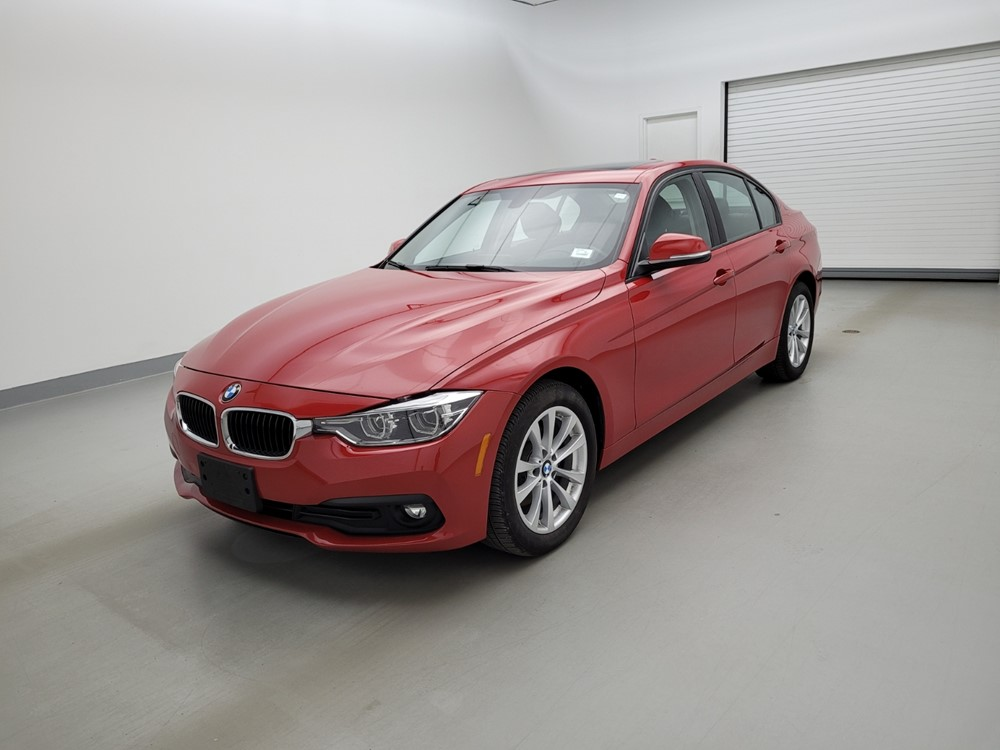 Used 2018 BMW 320i Driver Front Bumper