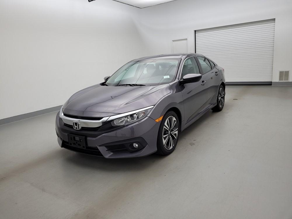 Used 2016 Honda Civic Driver Front Bumper