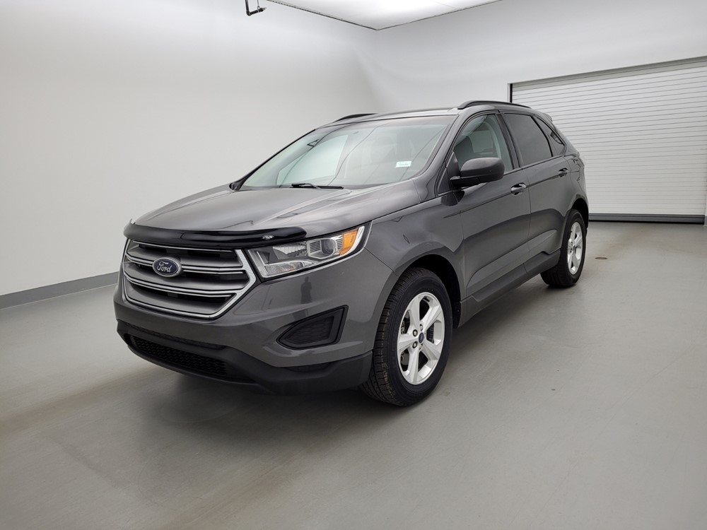 Used 2015 Ford Edge Driver Front Bumper