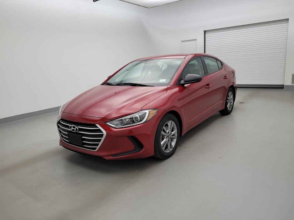 Used 2017 Hyundai Elantra Driver Front Bumper