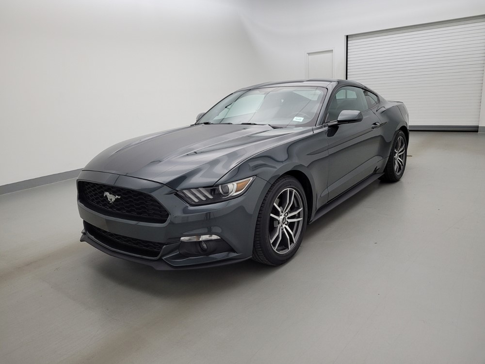 Used 2016 Ford Mustang Driver Front Bumper