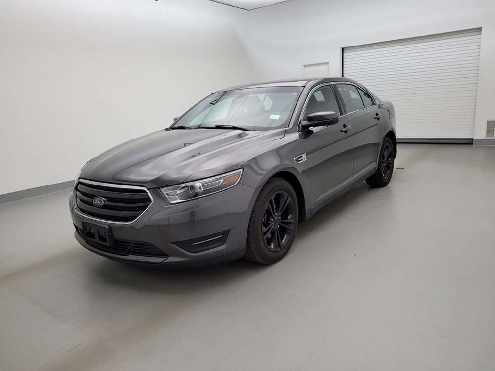 Used 2017 Ford Taurus Driver Front Bumper