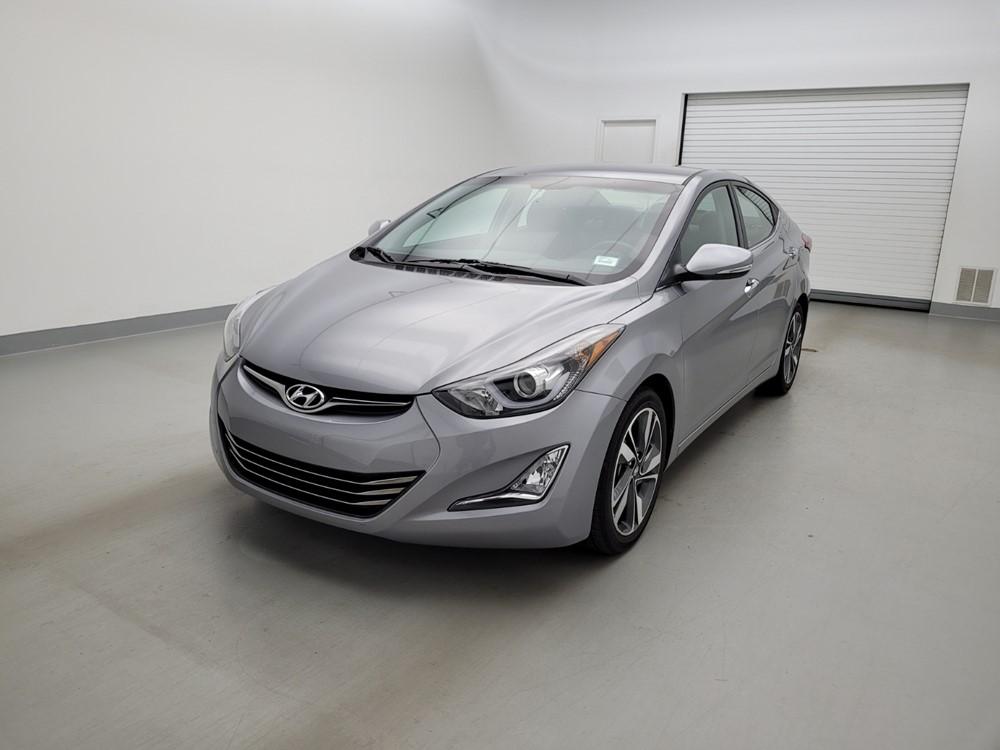 Used 2016 Hyundai Elantra Driver Front Bumper