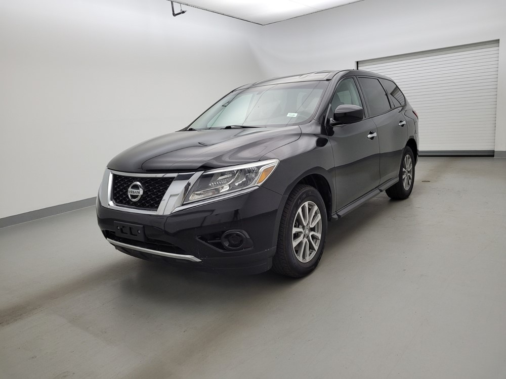 Used 2013 Nissan Pathfinder Driver Front Bumper