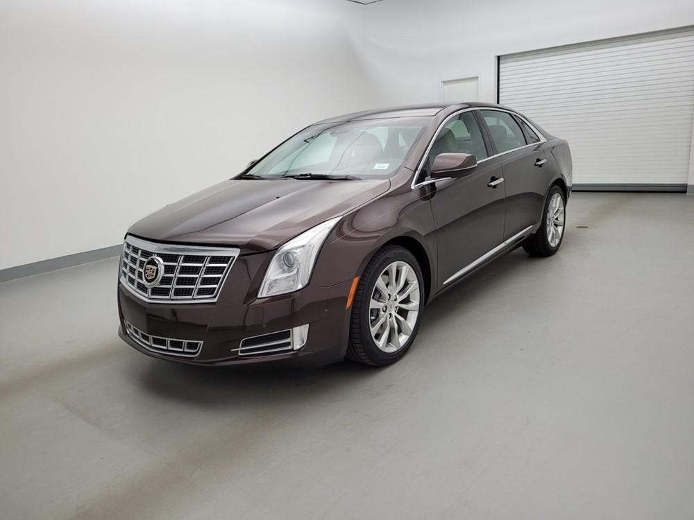 Used 2015 Cadillac XTS Driver Front Bumper