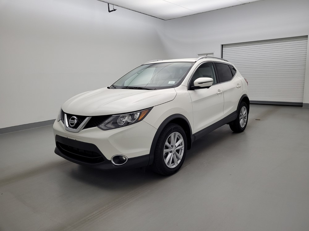 Used 2018 Nissan Rogue Sport Driver Front Bumper