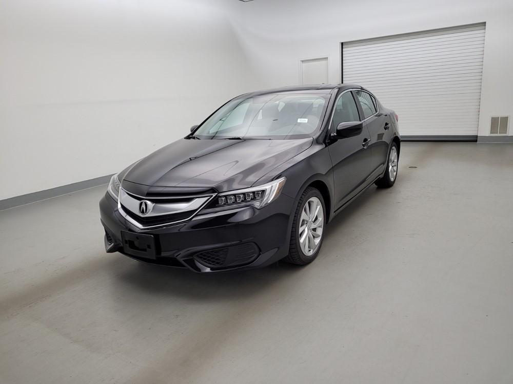 Used 2018 Acura ILX Driver Front Bumper