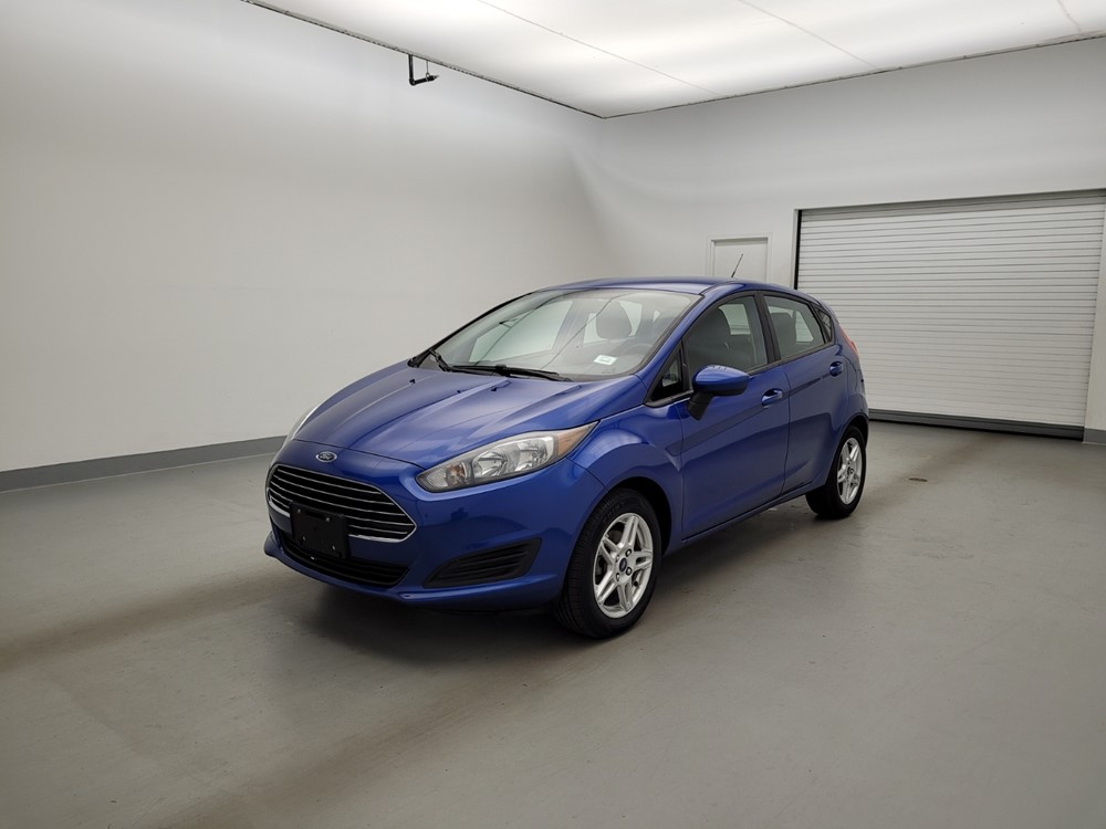 Used 2018 Ford Fiesta Driver Front Bumper