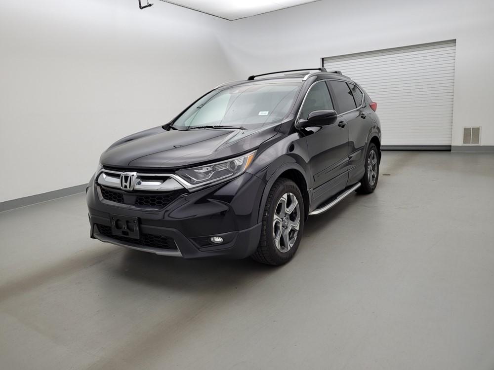 Used 2017 Honda CR-V Driver Front Bumper
