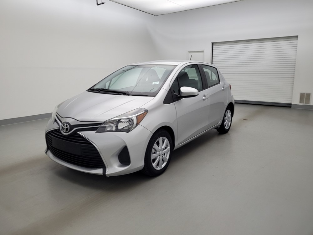 Used 2016 Toyota Yaris Driver Front Bumper