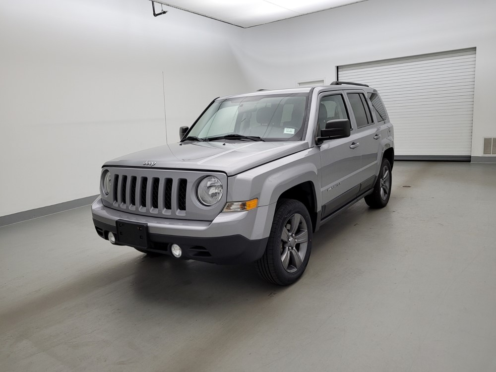 Used 2015 Jeep Patriot Driver Front Bumper