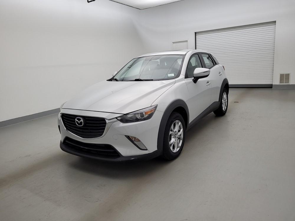 Used 2016 Mazda CX-3 Driver Front Bumper