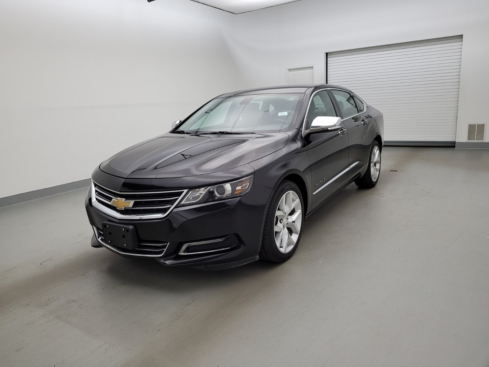 Used 2018 Chevrolet Impala Driver Front Bumper