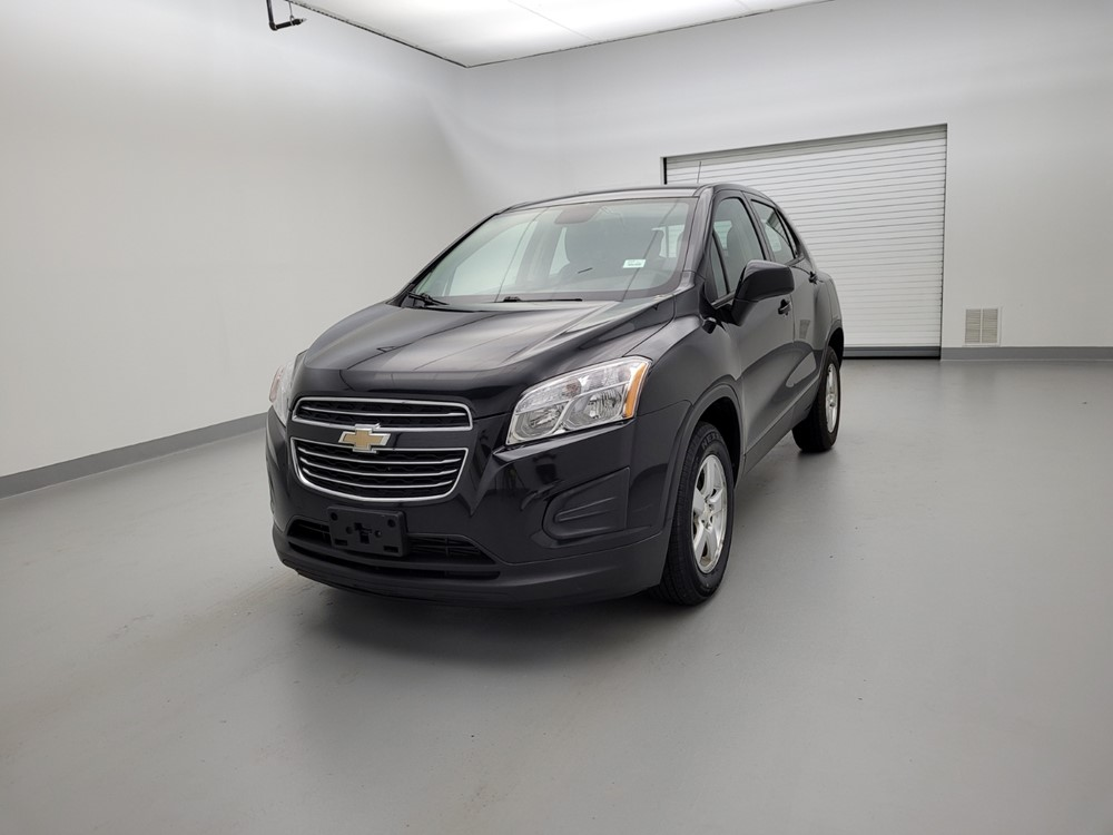 Used 2016 Chevrolet Trax Driver Front Bumper