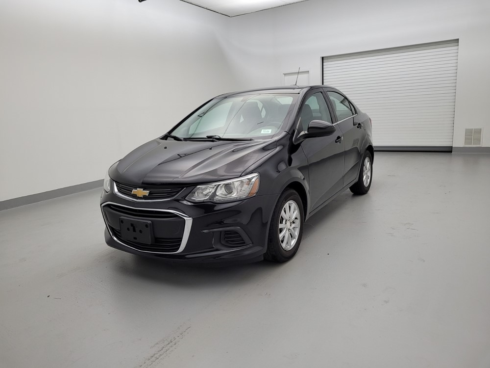 Used 2017 Chevrolet Sonic Driver Front Bumper