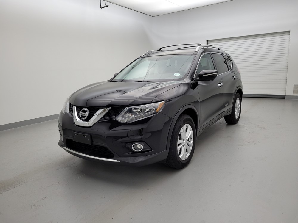 Used 2014 Nissan Rogue Driver Front Bumper