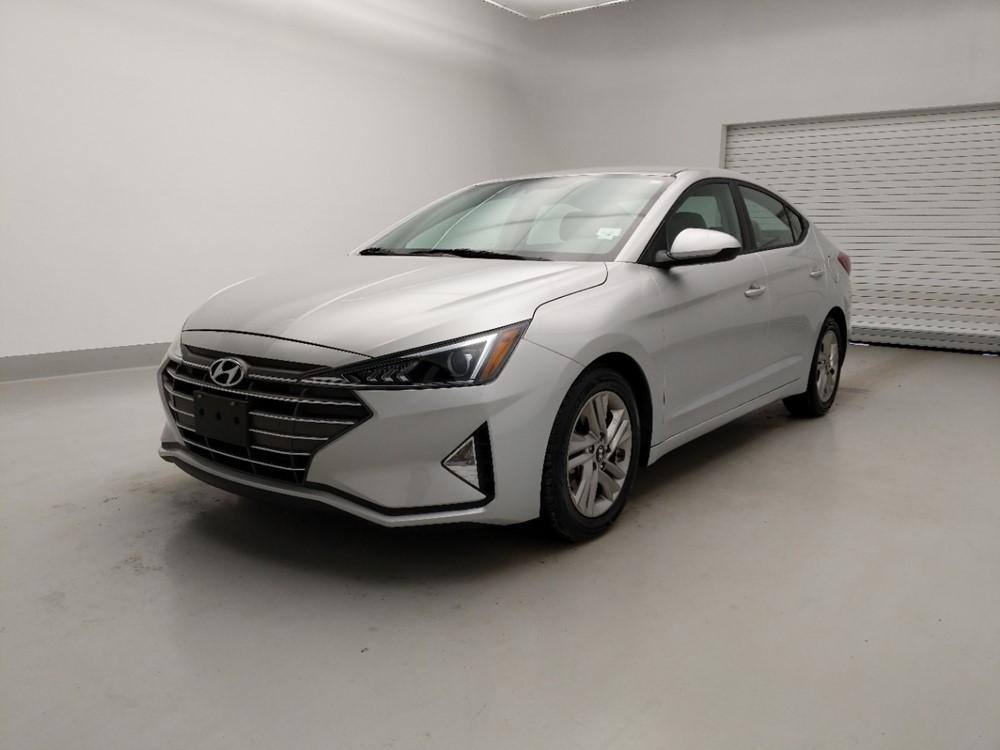 Used 2019 Hyundai Elantra Driver Front Bumper