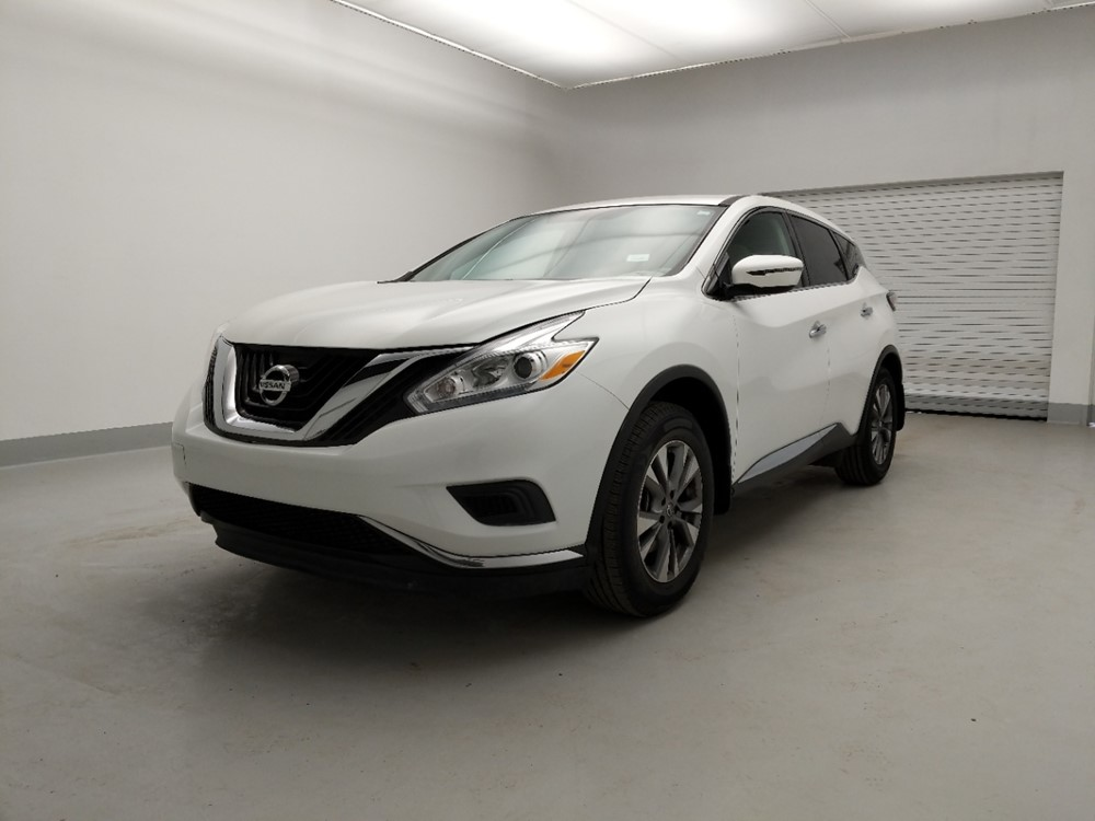 Used 2016 Nissan Murano Driver Front Bumper