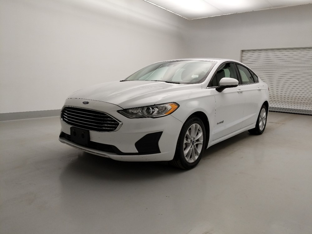 Used 2019 Ford Fusion Driver Front Bumper