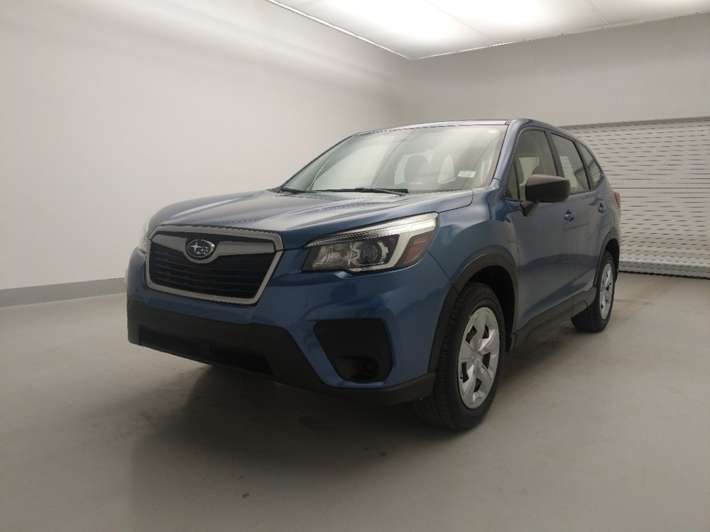 Used 2019 Subaru Forester Driver Front Bumper