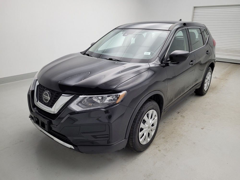 Used 2019 Nissan Rogue Driver Front Bumper
