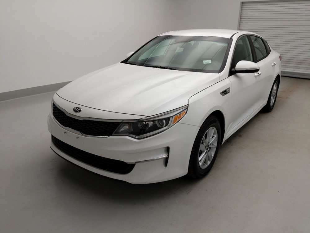 Used 2017 Kia Optima Driver Front Bumper