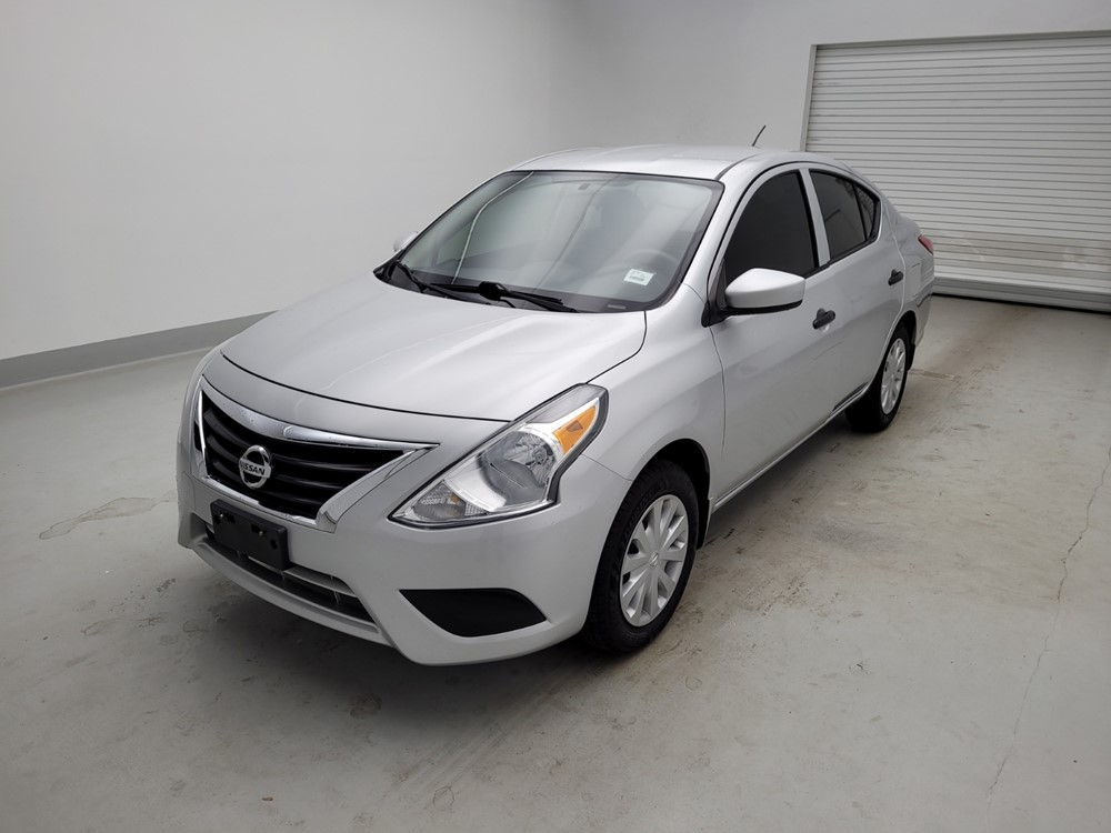 Used 2016 Nissan Versa Driver Front Bumper