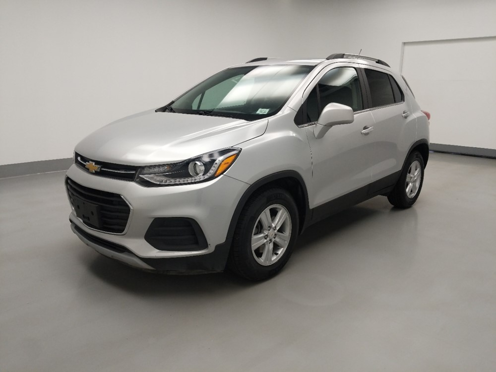 Used 2017 Chevrolet Trax Driver Front Bumper