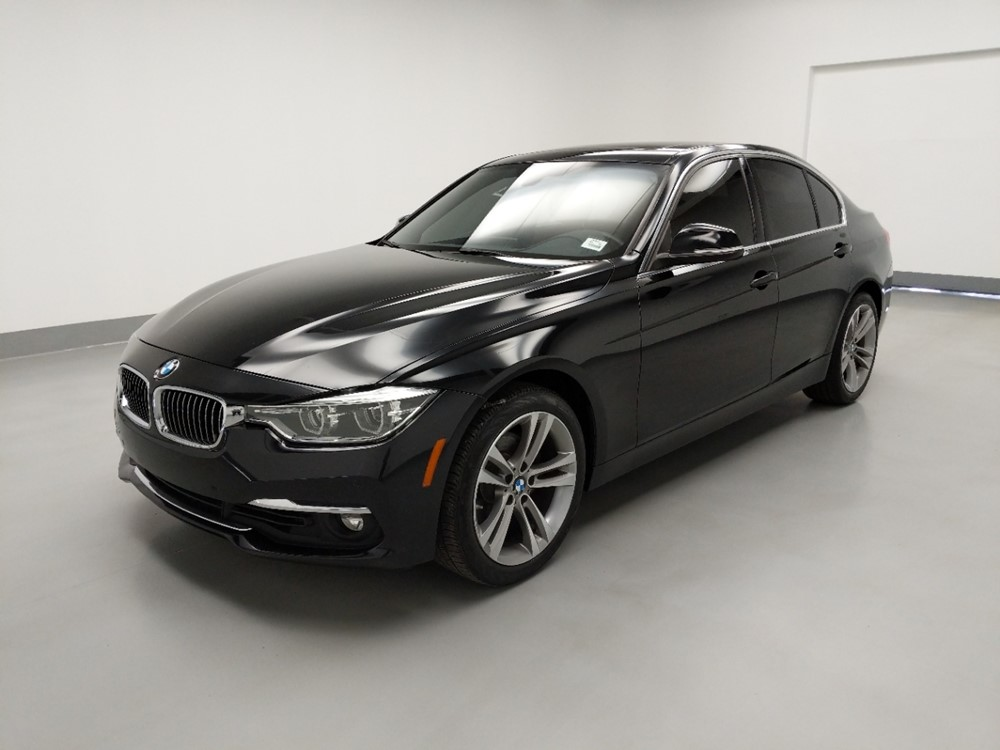 Used 2017 BMW 330i Driver Front Bumper