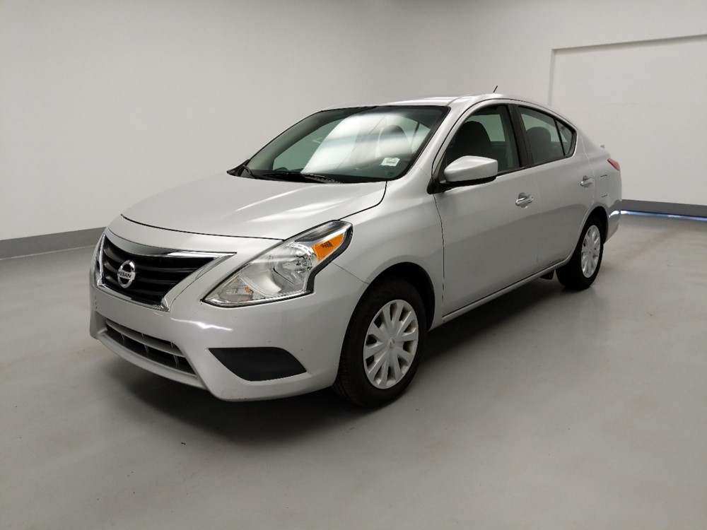 Used 2019 Nissan Versa Driver Front Bumper