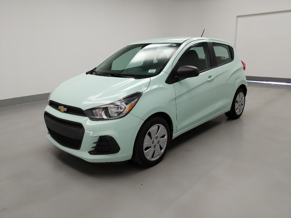 Used 2018 Chevrolet Spark Driver Front Bumper