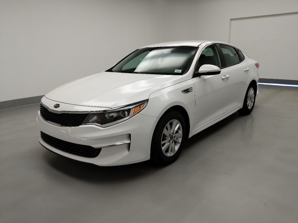 Used 2016 Kia Optima Driver Front Bumper