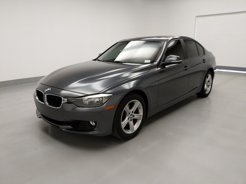 Used 2013 BMW 328i Driver Front Bumper