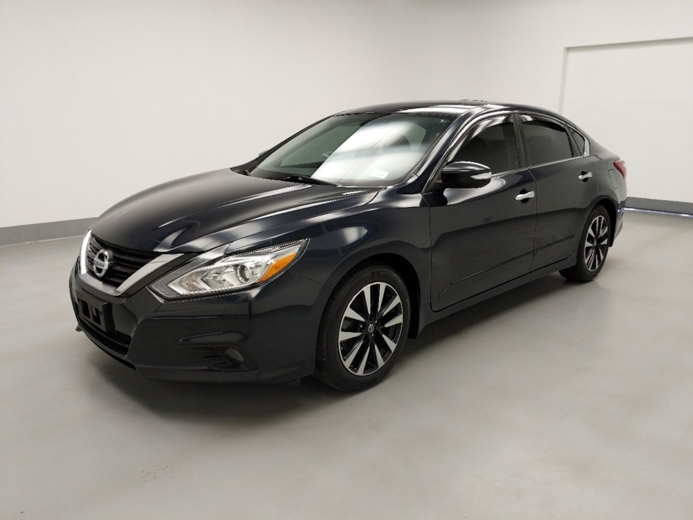 Used 2018 Nissan Altima Driver Front Bumper