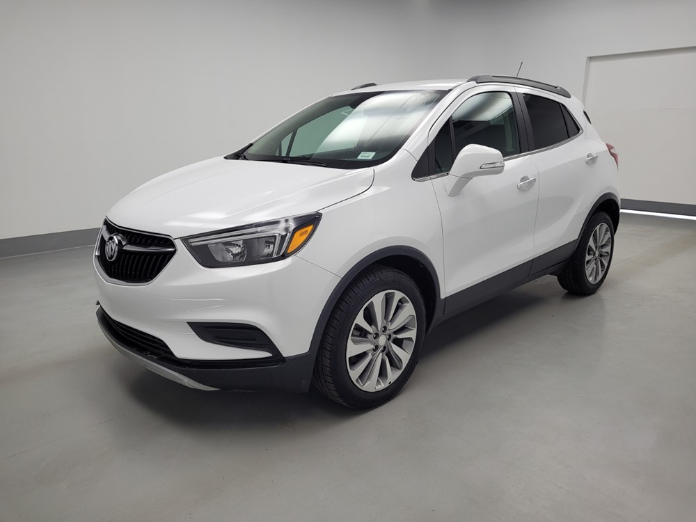 Used 2019 Buick Encore Driver Front Bumper