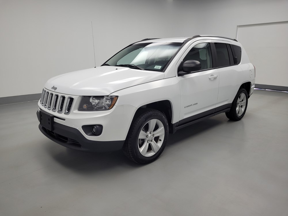 Used 2017 Jeep Compass Driver Front Bumper