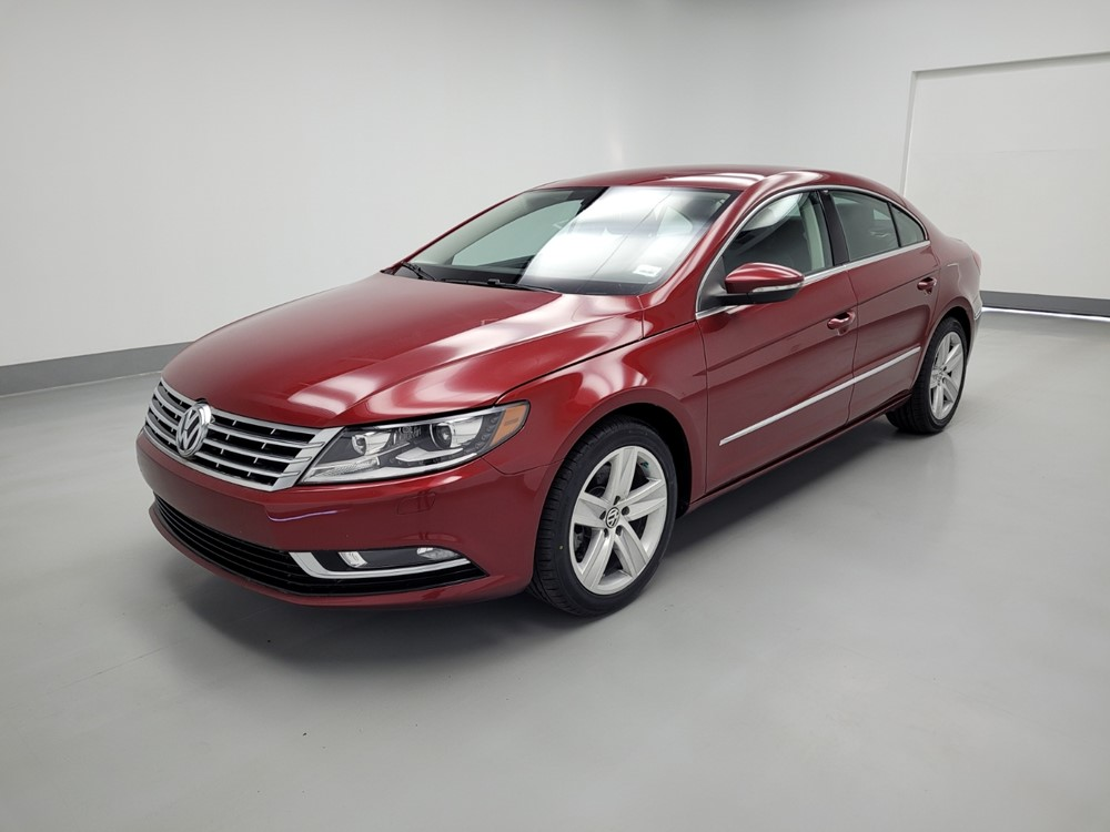Used 2016 Volkswagen CC Driver Front Bumper